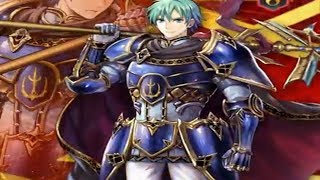 And your next legendary hero is! Ephraim! With some crazy abilities too!