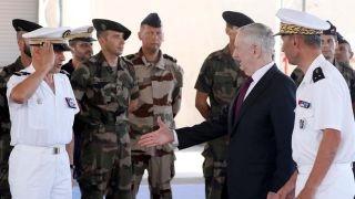 Defense Sec. Mattis visits US military base in Africa