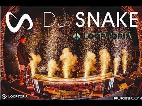 DJ Snake | Looptopia Music Festival 2018