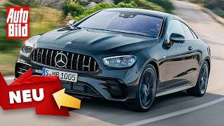 Mercedes-AMG E 53 Coupé Facelift (2020): Neuvorstellung - Preis