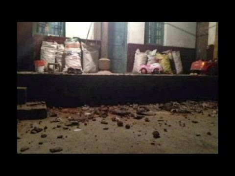 China: Powerful earthquake hits Yunnan province