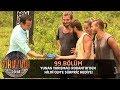 Survivor 2018   99. Bölüm    Yunan yarışmacı Rodanthi'den Hilmi Cem'e sürpriz hediye!