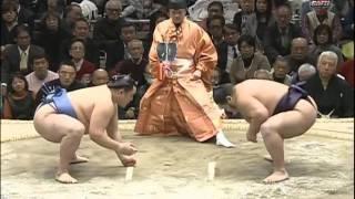 Январский турнир по Сумо 2013, 13-15 дни: Хатсу Басё (Токио) / Hatsu Basho (Tokyo)