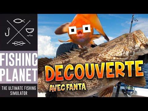 Fishing Planet : Découverte avec Fanta - Simulation de pèche à la ligne ! thumbnail