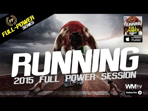 Hot Workout // Running Full Power 2015 Session (150 - 170 BPM) // WMTV