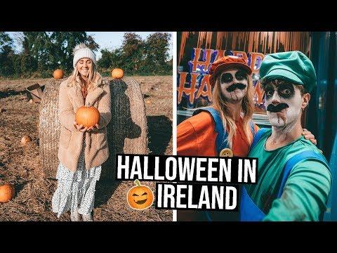 We Went To Ireland For Halloween | Derry Halloween