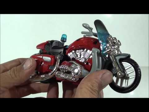 Review de Transformers Fire Combiner A Wei Jiang Moto por Javitron en Español
