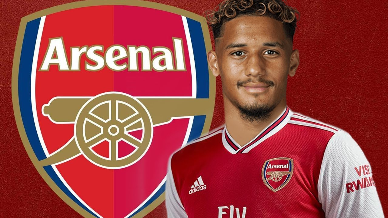 Image result for saliba to arsenal
