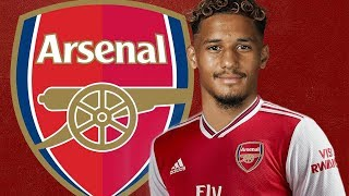 William Saliba ● Welcome to Arsenal 2019 ● Defensive Skills & Dribbling 🔥