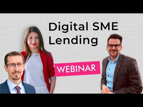 Webinar: Digital SME Lending