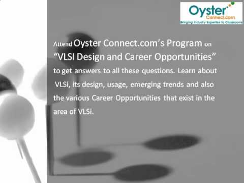 VLSi Design and Career Opportunities
