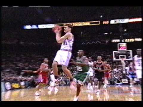 Brent Barry to Kevin Garnett: Spectacular Pass, Nasty Dunk