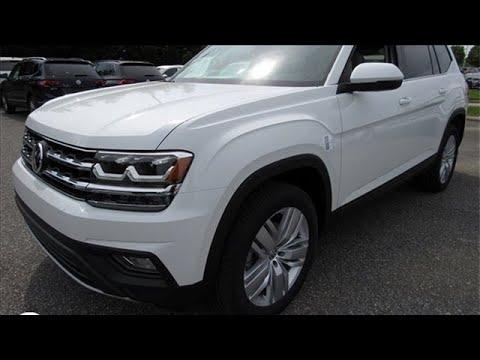 2019 Volkswagen Atlas Baltimore MD Parkville, MD #O9557651