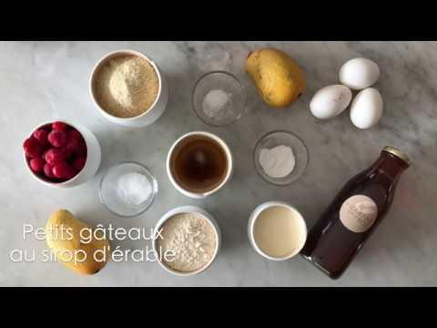 les-recettes-de-charlotte-:-petits-gâteaux-au-sirop-d'érable