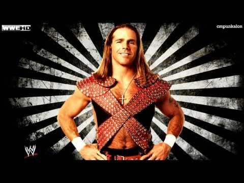 "WWE WWF Theme - Shawn Michaels ""Sexy Boy"""