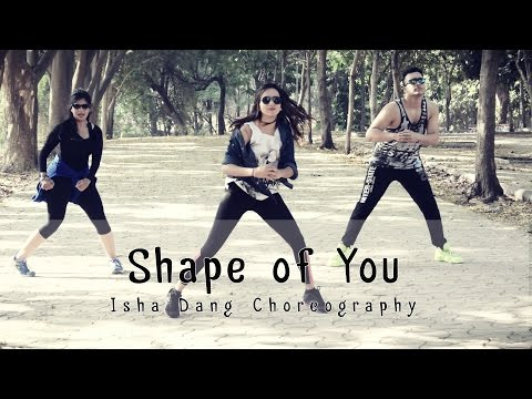 Ed Sheeran – Shape of You | Zumba Choreography by Isha Dang | Dancefit Live