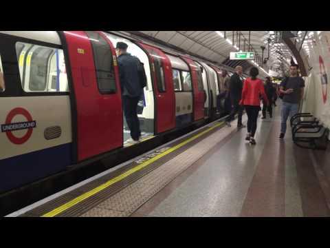London Underground 2016
