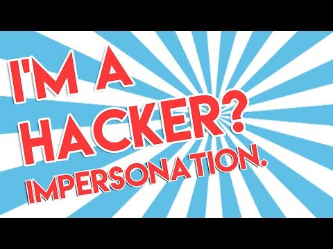 [TF2] I'm a Hacker? (Impersonation & Defamation)