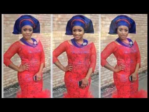 Red Green Purple Eye Catching Dress Models For African Ladies