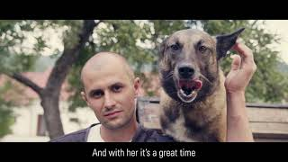 The Impact of Mines | Story of a Demining Dog Trainer | GICHD