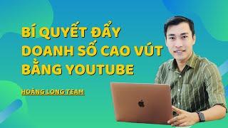 Kiếm tiền với Affiliate Marketing Accesstrade bằng Youtube || Hoàng Long Group
