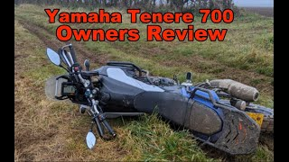 Yamaha Tenere 700 - Owners Review