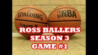 Betsy Ross Ballers- Season 3  Game 1-(sport) A Bird Waffle Film