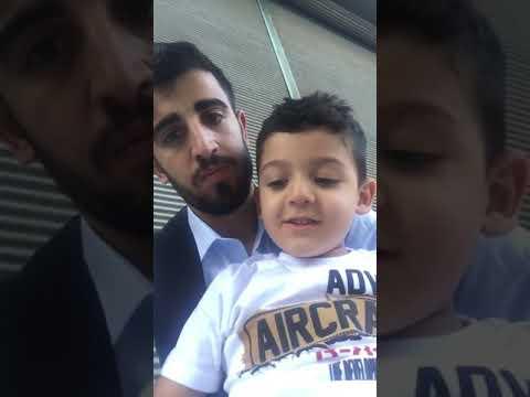 Taha'nın Tayyip Dede Aşkı.