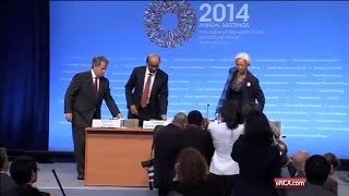 IMF trims World Economic Outlook