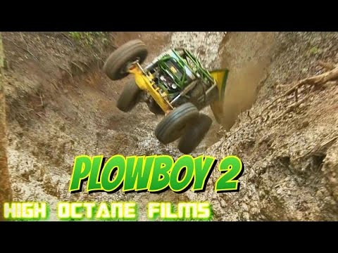 PLOWBOY LETS THAT 510CI SBC EAT ON CABLE HILL