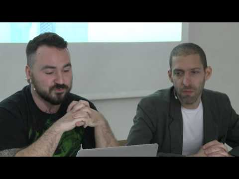 Conférence Talking Heads   Jean-Paul Lespagnard, designer de mode