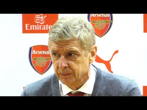 Arsenal 0-3 Manchester City - Arsene Wenger Full Post Match Press Conference - Premier League