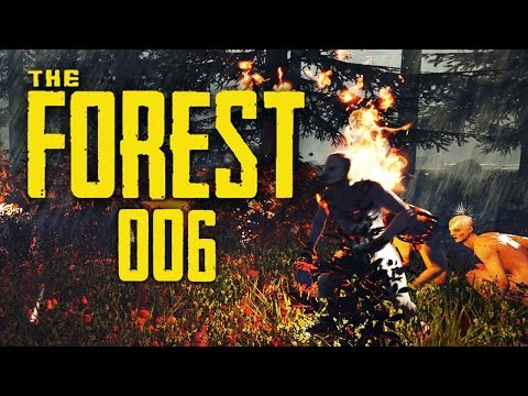 THE FOREST #006 - Expedition ins Ungewisse| Let's Play The Forest
