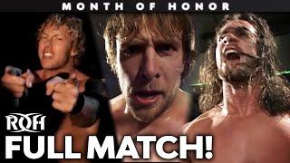 Kenny Omega vs Bryan Danielson vs Tyler Black: FULL MATCH! (ROH Bound By Hate 2008)