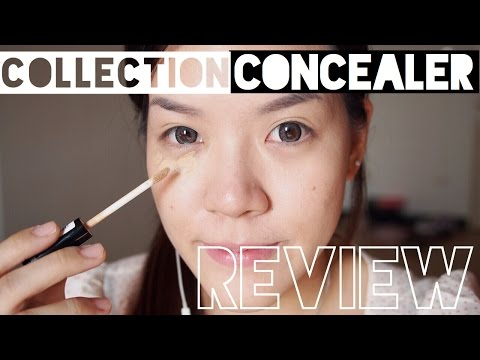[Tutorial] สอนวิธีการปิดแพนด้าให้เนี๊ยบกริ๊บด้วย The Collection concealer