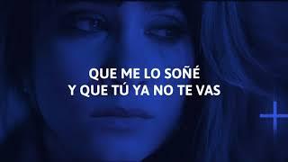 Aitana -   (Más) feat. Cali & El Dandee (Letra)