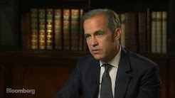BOE's Carney Sees Risks to Climate Change Management