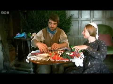 victorian christmas make your own victorian tree ornaments youtube - Victorian Christmas Tree Decorations To Make