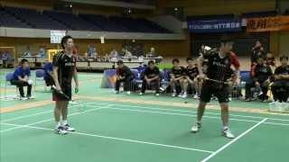 2013年 全日本実業団選手権 | SMASH and NET. TV - バドミントン情報 ...