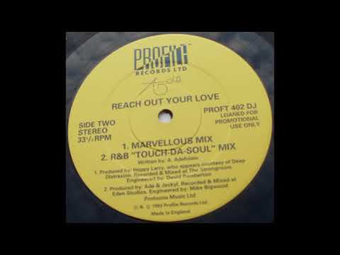 Adé ‎– Reach Out Your Love (Marvellous Mix) mp3