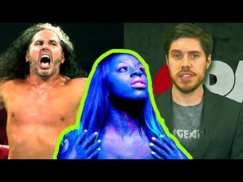 #BROKEN HARDY LEGAL MESS! PRO WRESTLING VS. YOUTUBE! (DIRT SHEET Pro Wrestling News Ep. 44)