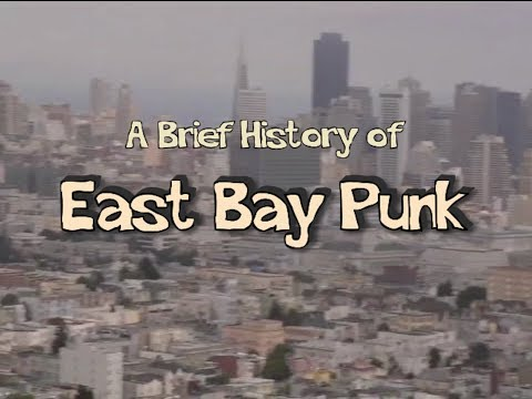 History of East Bay Punk - The David Hayes Story