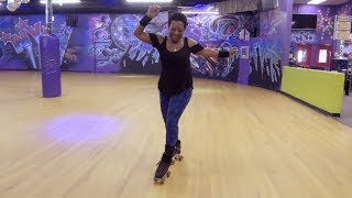 This 81-Year-Old Woman Is a Rollerskating Queen