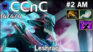 CCnC [test123] plays Leshrac!!! Dota 2 7.20