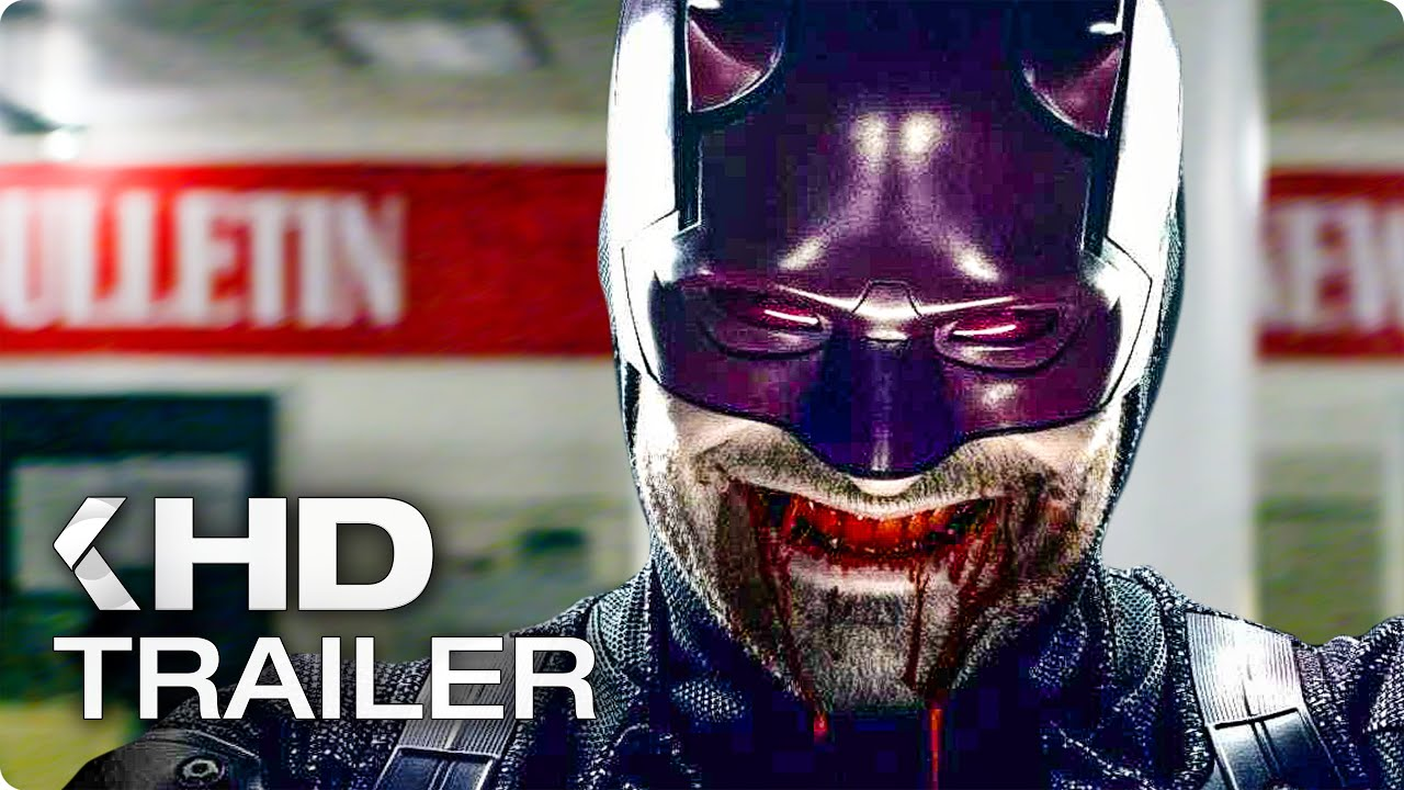 Download Marvel's DAREDEVIL Staffel 3 Trailer German Deutsch (2018) Netflix