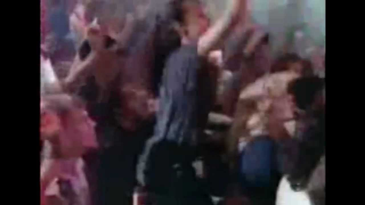Michael Jackson Hair On Fire With Pepsi Commercial 1984 Hd Youtube