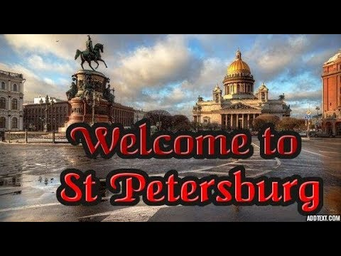 St Petersburg, Russia 🗺️  A Guide To! (2018)