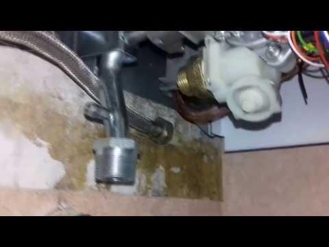 Замена газовой колонки Oazis на колонку Bosch Therm 4000 WR 13-2 P