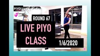 Piyo Workout (Full Piyo Workout W/Kate McDee) 🥳💜💪
