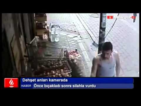 Zeytinburnu'nda bıçaklı silahlı kavga